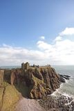 Dunnottar Castle Royalty Free Stock Photos