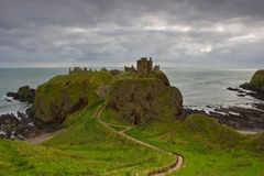 Dunnottar Castle Royalty Free Stock Image