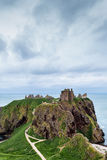 Dunnottar castle Stock Images