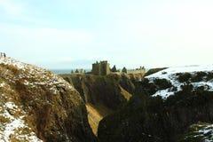 Dunnottar Castle, Scotland Royalty Free Stock Photos