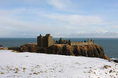 Dunnottar Castle, Scotland Stock Image