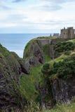 Dunnottar Castle Royalty Free Stock Photos