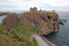 Dunnottar Castle, Scotland Royalty Free Stock Photography
