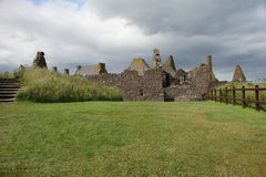 Dunnottar Castle Scotland Royalty Free Stock Images