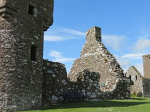 Dunnottar Castle Royalty Free Stock Images