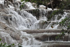 Dunns-Fluss fällt in Jamaika Lizenzfreies Stockbild