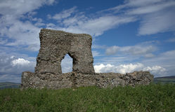 Dunnydeer kasztel Insch Szkocja Fotografia Stock