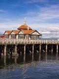 Dunoon pier Stock Photo