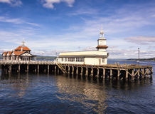 Dunoon Piet Stock Photography