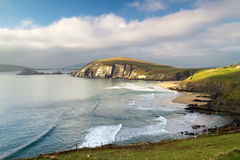 Dunquin bay. In Ireland - Co. Kerry Royalty Free Stock Image