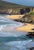 Dunquin bay beach. In Ireland - Co. Kerry Stock Photos