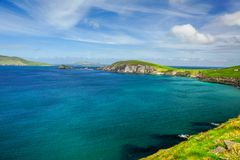 Dunquin Bay Royalty Free Stock Photos