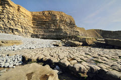 Dunraven Bay Royalty Free Stock Photo