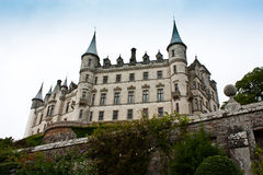 Dunrobin Castle Royalty Free Stock Photos