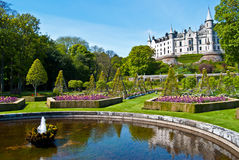 Dunrobin Castle Stock Photo