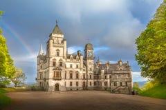 Dunrobin Castle Scotland Stock Photo