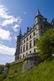 dunrobin de château photos stock