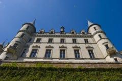 dunrobin de château image stock