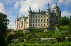 Dunrobin Schloss Stockfotografie
