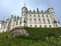 Dunrobin Schloss Lizenzfreie Stockfotografie