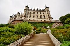 Dunrobin Schloss, Schottland Lizenzfreies Stockbild