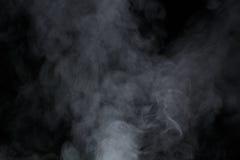 Dunst för vitt vatten arkivfoton