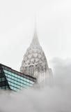 Dunst från gatatunnelbanan i NYC Royaltyfria Bilder
