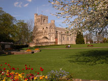 Dunstable Priory royalty free stock photo