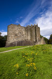 Dunstaffnage Castle Royalty Free Stock Images