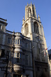 Dunstan-i--Västra kyrka för St i London Royaltyfri Fotografi