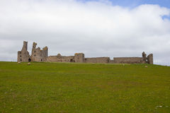 Dunstanburgh Castle Stock Photography