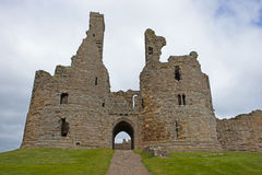 Dunstanburgh Castle Royalty Free Stock Photography