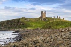 Dunstanburgh Castle Στοκ εικόνες με δικαίωμα ελεύθερης χρήσης