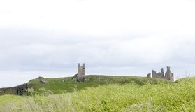 Dunstanburgh Castle Stock Images