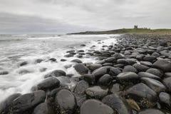 Dunstanburgh Castle Stock Images