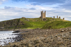 Dunstanburgh Castle Royalty Free Stock Images