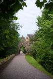Dunster Castle, National Trust, Somerset, UK. Dunster Castle National Trust Somerset England UK Royalty Free Stock Photography