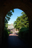 Dunster Castle, National Trust, Somerset, UK Stock Photography