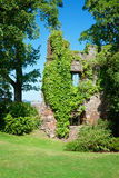 Dunster Castle, National Trust, Somerset, UK Royalty Free Stock Photos