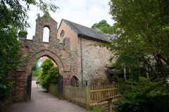 Dunster Castle, National Trust, Somerset, UK Royalty Free Stock Images