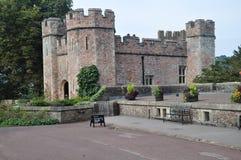 Dunster Castle. Visit Dunster Castle, Somerset,Uk Royalty Free Stock Image