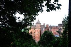 Dunster Castle. Visit Dunster Castle, Somerset, Uk Royalty Free Stock Photo