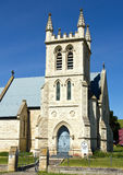 duntroon的新西兰,圣Martins教会 免版税库存照片