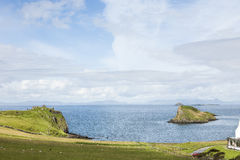 Duntulm Castle Stock Photography