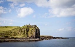 Duntulm castle Royalty Free Stock Image