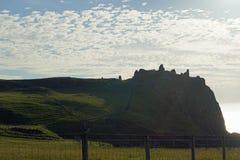 Duntulm-Schloss Stockfotografie