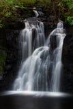 dunvagan vattenfall för slott Royaltyfria Bilder