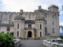 dunvegan的城堡 免版税库存照片