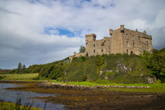 Dunvegan Castle Stock Image