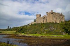 Dunvegan Castle Stock Image